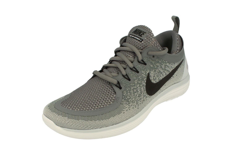 d9267ee9beb9 Nike RN Distance 2 Running Mens Shoes Run Cool Grey 863775-002 UK 7 ...