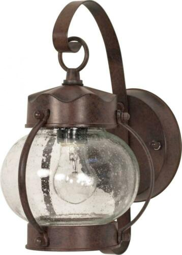 Nuvo Lighting 60//631 Onion Outdoor Wall Light In Old Bronze
