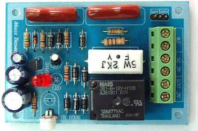Timer Delay Off Switch 0-10 minutes 500W 110V / 220VAC 500W Load [MXA046]