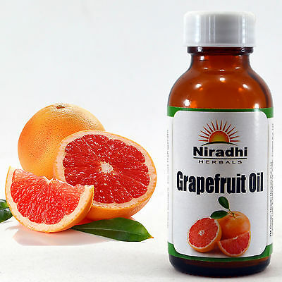 GRAPEFRUIT OIL 100% Natural Pure UnDiluted UnCut ESSENTIAL OIL 5ML TO 1000ML