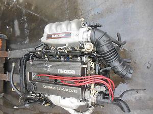 jdm bp engine engine b5 1 5l dohc engine b5z bp non turbo mazda mx3 rh ebay com mazda b5 engine manual mazda 5 manual vs automatic