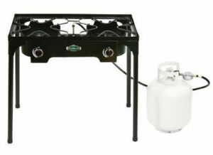 propane hook up for stove