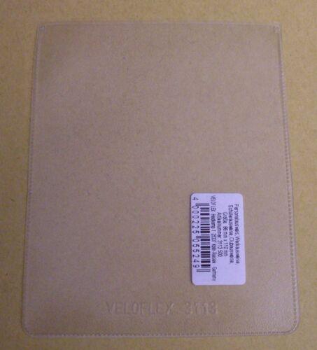 3 Ausweishüllen Ausweise Hüllen Veloflex A7  Neu Personalausweis 8,6 x 11 cm