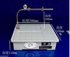 Board Table Sponge PE Foam Ribbon Foam Cutting Machine 220V Hot Wire