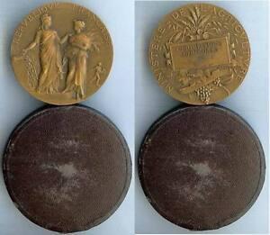 Medaille-de-table-Associations-agricoles-ministere-agriculture-Alphee-DUBOIS