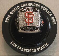 NEW San Francisco Giants 2014 World Series Championship Ring SF - SGA Fresno