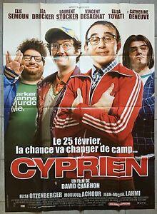 Affiche-CYPRIEN-Elie-Semoun-LEA-DRUCKER-Laurent-Stocker-120x160cm