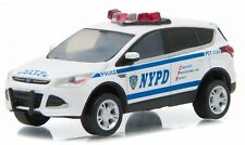 Greenlight Motorworld 1/64 NYPD New York City Police Ford Escape