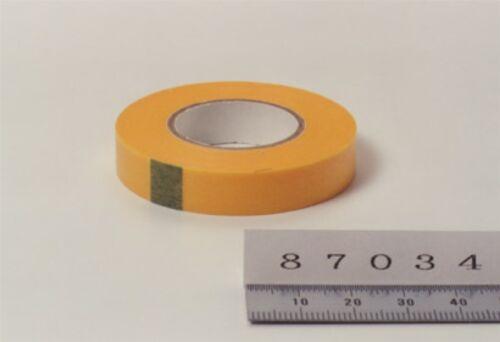 Zubehör GMK World of Modellbau Tamiya 87034  Masking Tape Nachfüll 10mm//18m