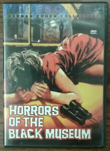 Horrors-Of-The-Black-Museum-DVD-1959-VCI-International-Issued-2005