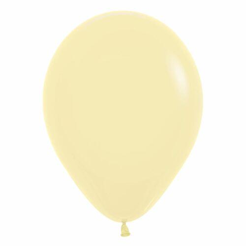 12 in environ 30.48 cm SEMPERTEX Fashion solide Assortiment couleur pastel Latex Hélium Ballons