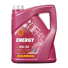 5 Liter MANNOL SAE 5W-30 ENERGY Motoröl VW 502.00 / 505.00 / MB229.3 5L