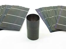 Solopower 125 Watt Flexible Stainless Steel Thin Cigs Solar Cell Lot Of 100