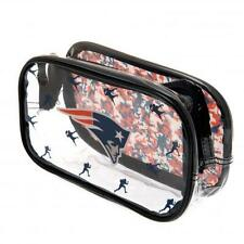 New England Patriots Official Crested Pencil Case NFL