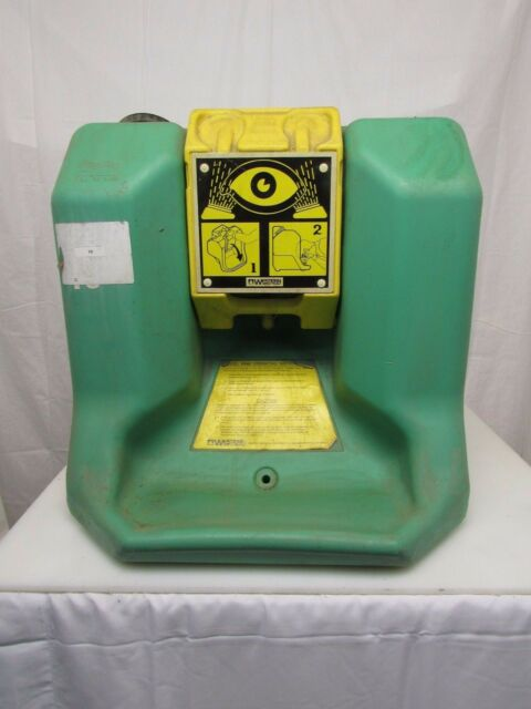 Western Emergency Eye Washer Station Model W660