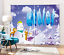 3D Winter 733 Blockout Photo Curtain Printing Curtains Drapes Fabric Window AU