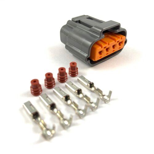 Mazda 4-Pin Throttle Position Sensor TPS Connector Plug Clip Kit