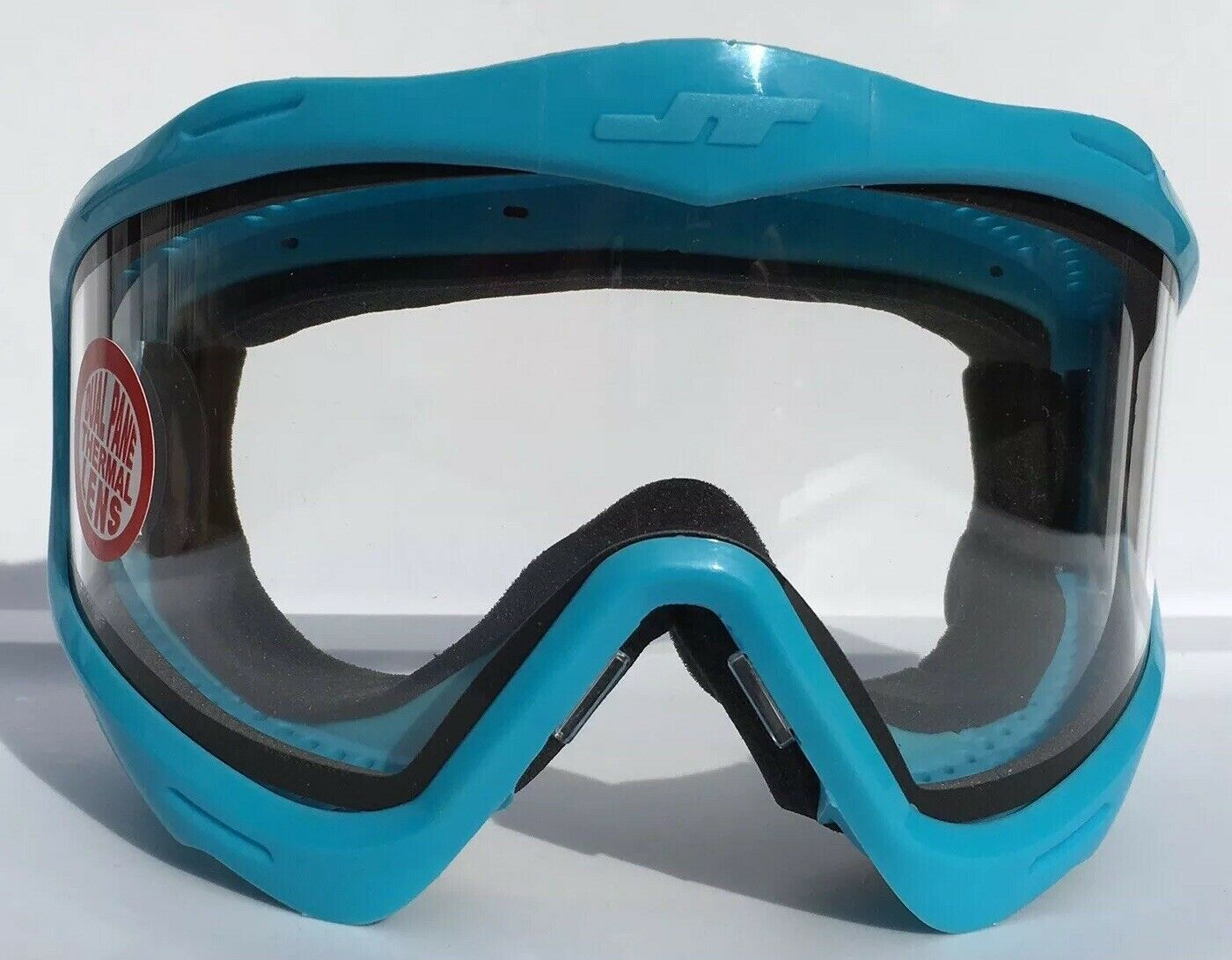 NEW JT Spectra Sky bluee Proflex Limited Edition Paintball Mask Frame Thermal