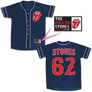 The rolling stones music classic rock band adult mens for Classic new jersey house music