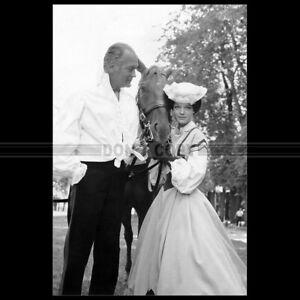 Photo F.007536 ROMY SCHNEIDER & CURD JÜRGENS (KATIA) 1959
