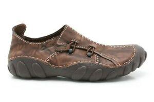 Calzado marrón cordones en Momo Clarks sin tamaños de casual ébano cuero Spirit Muchos rEvqAr