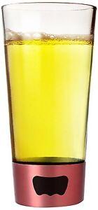 AdnArt-Pint-Glass-Beer-Mug-with-Beer-Opener-Base-16-Ounce-Set-of-2