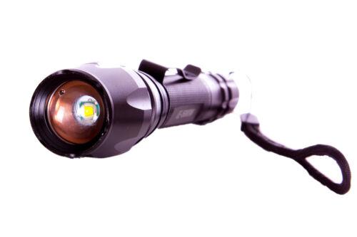 T 6 linterna cree LED-Bailong bl-8668 hasta lumen 100.000 lumen-mit2x8800mah batería