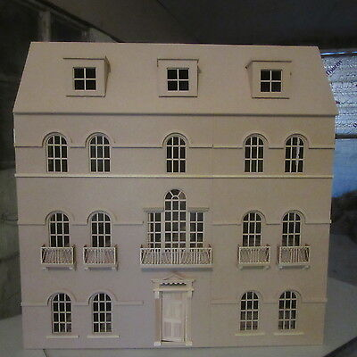 1//12 scale Dolls House The Knighton 5 room House kit by DHD