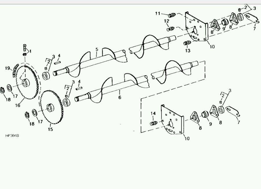 John Deere 111 Tires
