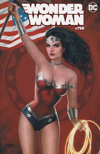 WONDER WOMAN #750 (NATHAN SZERDY EXCLUSIVE VARIANT) COMIC BOOK ~ DC Comics