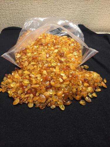 Baltic polished amber 250 grams