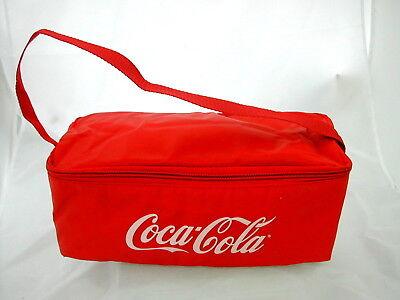 * Coca Cola® Sac Isotherme Pour 8 Canettes 30 Cm X 13 Cm X 13 Cm Moderne Technieken