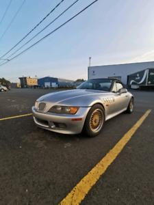 1996 BMW Z3 Cuire