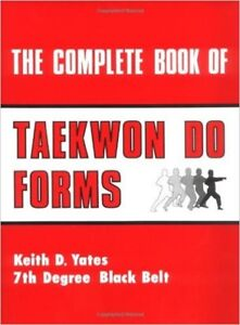 Details about The Complete Book of Tae Kwon Do Forms