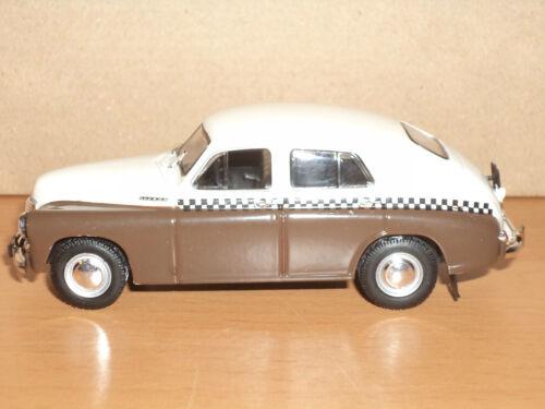 Sammlung Russisches Modellauto von DeAgostini GAZ-M20 Wolga 1:43 # 23