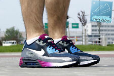 Nike Air Max Lunar 90 C3.0 Shoe Sz 13  Mens Mid Nvy/Dark Grey/Purple 631744-400