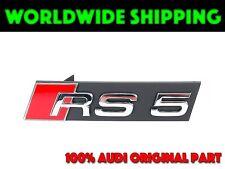 AUDI RS5 Grille Emblem GENUINE #8T0853736B2ZZ