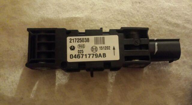 Air Bag Sensor Front Mopar 4671779AC