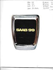 SAAB 99 FULL RANGE PRESTIGE CAR BROCHURE 1974