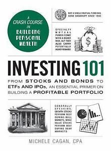 INVESTING-101-CAGAN-MICHELE-NEW-HARDCOVER-BOOK