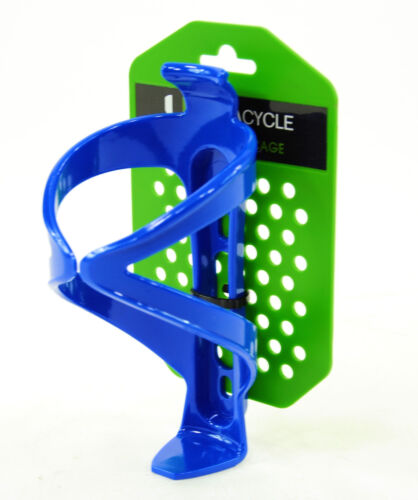ULTRACYCLE BICYCLE WATER BOTTLE CAGE IN BLUE