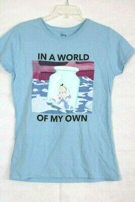 Disney Alice In Wonderland World Of My Own Girl/'s T-Shirt