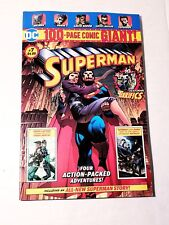 Superman Giant #7 Lois Death Walmart Controversial 100 Page 4 DC