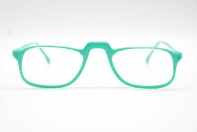 Bellissimo Vintage Gambini 469 44[]26 145 Grün Oval Brille Eyeglasses Nos