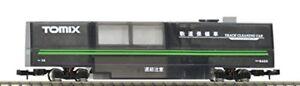 Tomix-6426-N-Gauge-Multi-Rail-Nettoyage-Voiture-Squelette-Train-Modele-de-Japon