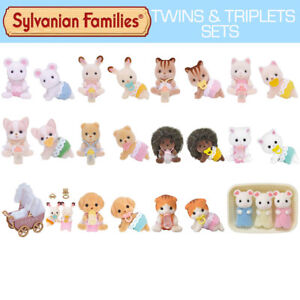 SYLVANIAN-Families-Twins-amp-Triplets-Choose-your-twins