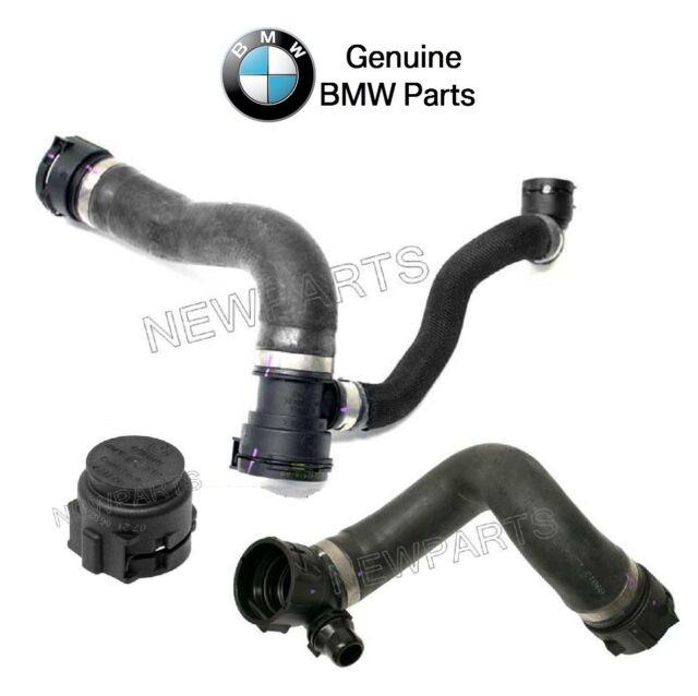 For Bmw E70 E71 X5 X6 Set Of Upper  U0026 Lower Radiator Hoses
