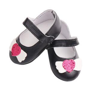 Poupee-Chaussure-Pour-18-Pouces-Fille-Americaine-Cadeaux-de-Noel