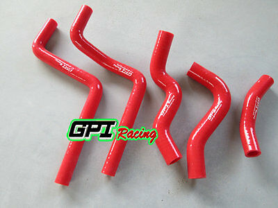 FOR Honda CR125 CR 125 CR125R 2000 2001 2002 Silicone Radiator Hose