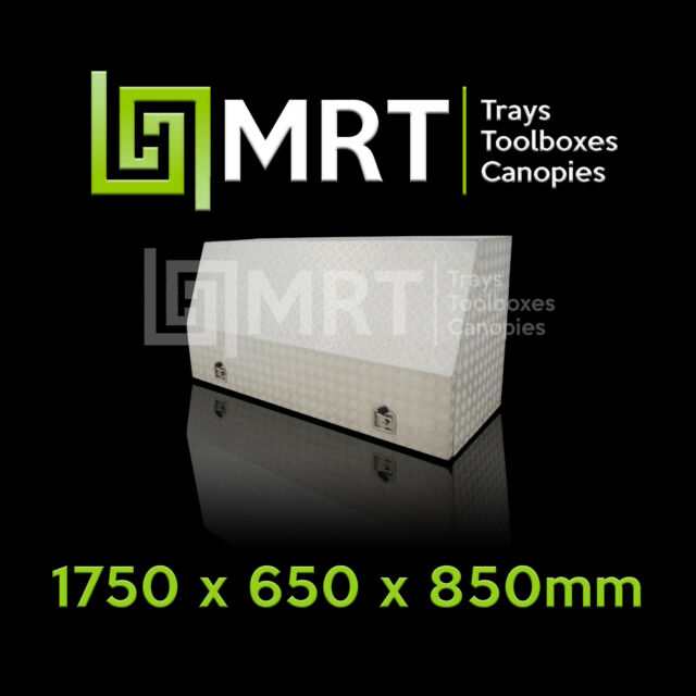 ALUMINIUM CHEST STYLE TOOLBOXES 1750*650*850mm MRT26